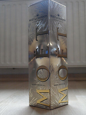Moet & Chandon Imperial Champagner 750 ml Flasche goldene Verpackung