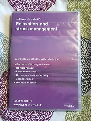 Natal Hypnotherapy Relaxation And Stress Management CD
