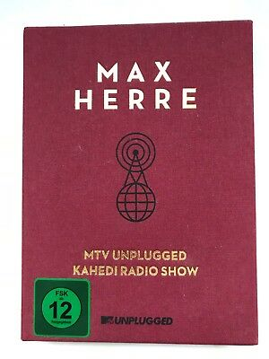 CD / DVD / BR Max Herre Mtv Unplugged Deluxe Version VG/NM
