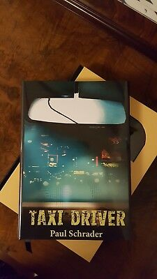 TAXI DRIVER Signed By Robert De Niro, Martin Scorsese And Author 52 Copies ONLY