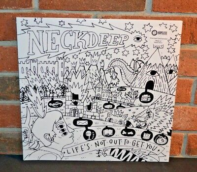 Neck Deep Life S Not Out To Get You New Vinyl 26 89