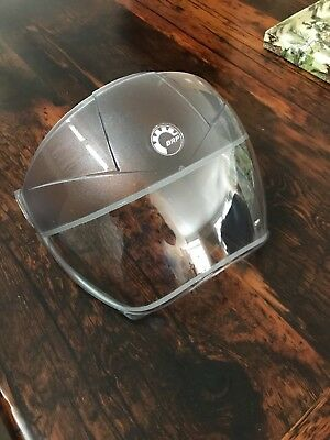 BRP BV2S Snowmobile Helmet Replacement Visor Clear