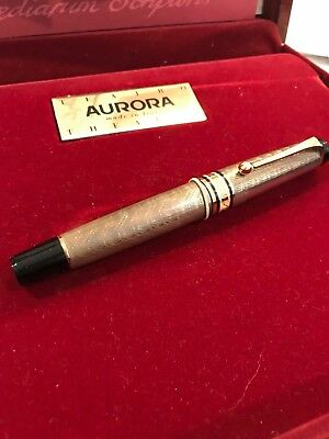 Aurora Carlo Goldoni Limited Edition Fountain Pen MINT CONDITION