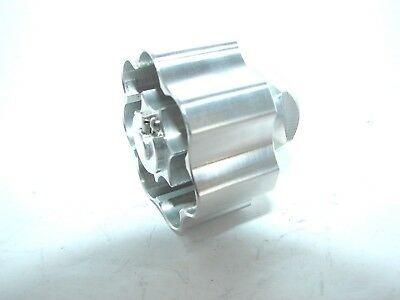 ALUMINUM Speed Loader for S&W 686+7 and Taurus