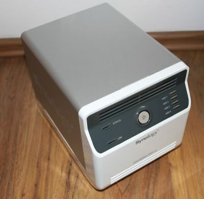 Synology DS411j (4-fach NAS)