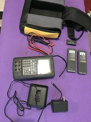 Fluke 702 Documenting Process Calibrator, Nice Used Unit