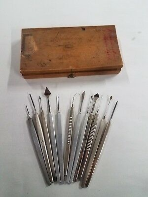Antique Eye Surgery Kit