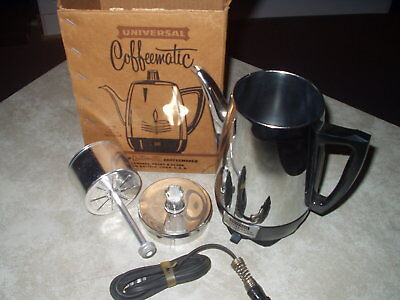 Universal Coffeematic 8 cup Coffeemaker
