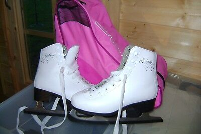 Childrens Ice Skates with bag. Size 3