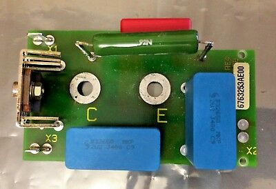 AEG 6763253 AE00, Discharge Mains Suppression Device PCB 6763253AE00