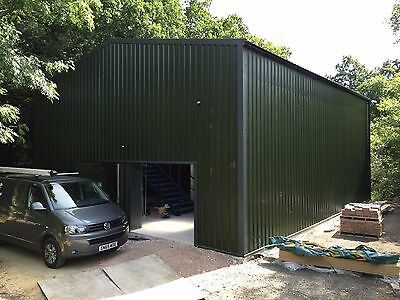 Steel Framed Storage Building / industrial unit / Plant / Offices / No 05