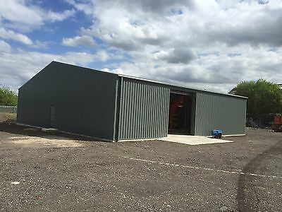 Steel Framed Storage Building / Workshop / Office / Warehouse /Garage/ No 03