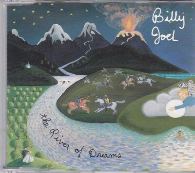 Billy Joel ‎– The River Of Dreams - Maxi CD