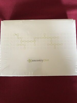 ANCESTRY DNA GENETIC TEST KIT - Brand New in Box