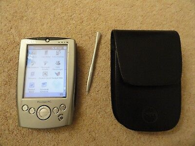 Dell Axim X5 PDA including GPS Receiver, High Power Battery, 2 TomTom aerials,