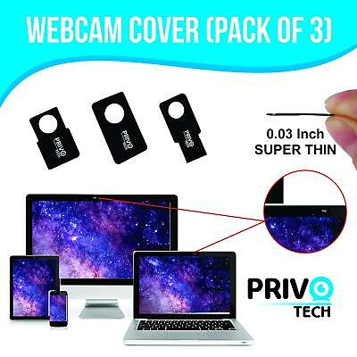 Webcam Cover Slider Camera Privacy Protect Sticker for Laptop Tablet Phone