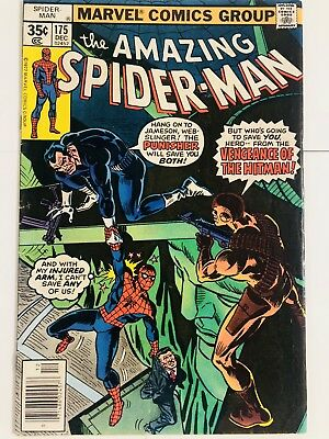 Amazing Spiderman 175 Punisher! Everything starts at 99 cents!