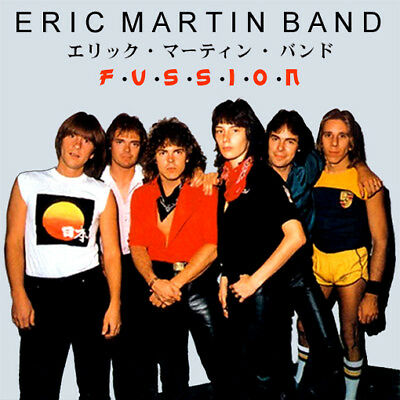 ERIC MARTIN BAND @DEMOS CD (Mr Big,Gregg Rolie,Journey,Tesla,EMB) Pomp Rock/AOR