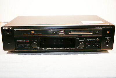 Sony MXD-D3 CD-Player und Minidisc Recorder