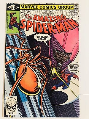 Amazing Spiderman 213 Wizard vs Spidey! Everything starts at 99 cents!
