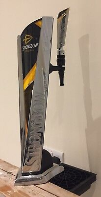 STRONGBOW BEER PUMP (beer Pump,Home Bar,Man Cave,party)99p Start No Reserve