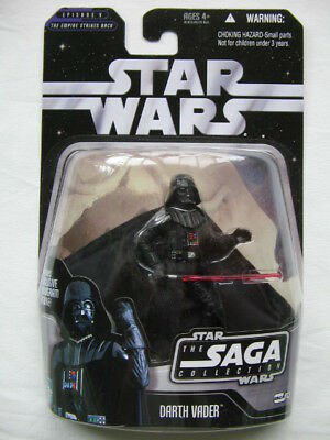 Star Wars SagaCol. - *** Darth Vader Hoth Battle ***