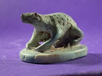 Very Unusual - Circa 715-332Bc - Beautiful Ancient Egyptian Frog Statue