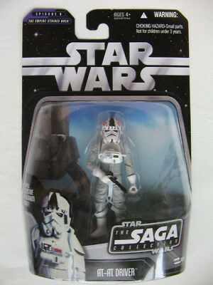 Star Wars SagaCol. - *** AT-AT Driver Hoth Battle ***