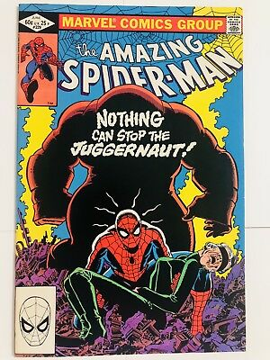 Amazing Spiderman 229 Juggernaut! Classic Battle! Everything starts at 99 cents!