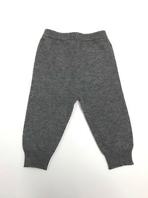 Caramel baby knitted wool / cashmere pants