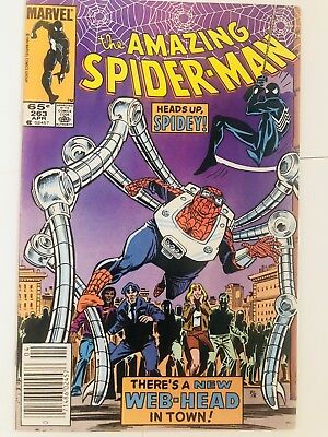 Amazing Spiderman 263! Everything starts at 99 cents!