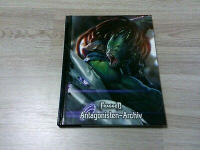 Fragged Empire Antagonisten-Archiv Quellenband Hardcover Ulisses 2017 TOP