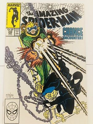 Amazing Spiderman 298 1st McFarlane! Beautiful! Everything starts at 99 cents!