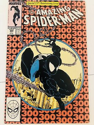Amazing Spiderman 300 1st Venom! Beautiful! Everything starts at 99 cents!