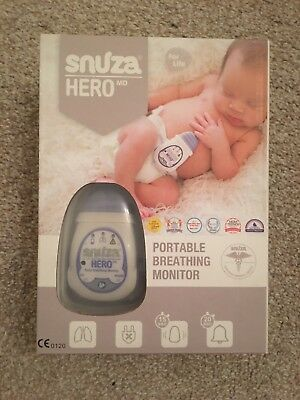 Sunza Hero MD Breathing Monitor