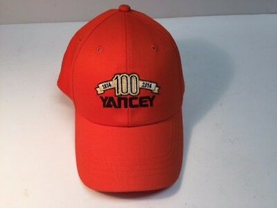 Yancey Brothers 100th Anniversary (1914-2014) Commemorative Collectible Hat