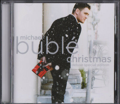 Michael Buble: Christmas (Deluxe Edition Cd) +New+
