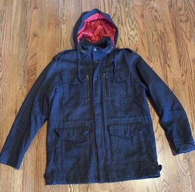49fea4b5497e Nike SB Mens Jacket Winter Snow Coat Rare Size Large Insulted PCoat  275215-032
