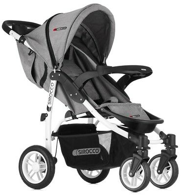 High Quality!! Pushchair Stroller with footmuff free delivery!! wow