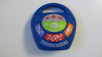 Music Player *** Piano * Klarinette * Xylophon * Trommel * Melodie