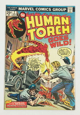 Marvel Human Torch #2 – 9.0 VF/NM See my other Silver & Bronze Age listings!!
