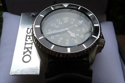 Seiko Brand New SKX007 Dagaz Military Field Watch Homage with all new parts