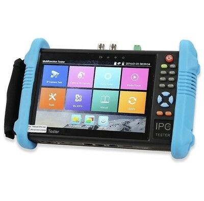 BW 7 Inch IPS Touch Screen IP Camera Tester CCTV Camera Tester