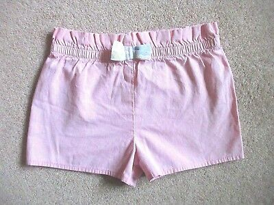 Girls  Vintage  pale pink summer   Shorts age approx 2-3 yrs