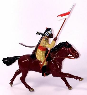Imperial New Zealand Toy Soldiers Delhi Durbar India Bengal Lancer Britains Size