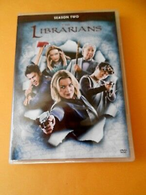 The Librarians Season 2 (3-Disc) DVD