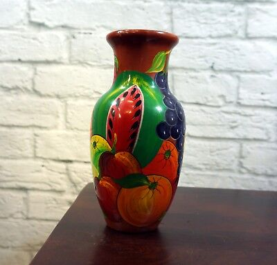 Vase - Hand Painted / Martinique
