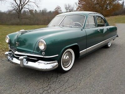 1951 Other Makes Kaiser Deluxe *NO RESERVE* 1951 Kaiser Deluxe