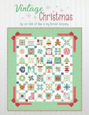 The Vintage Christmas Book by Lori Holt
