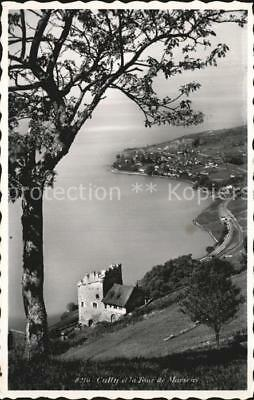 12586280 Cully VD Tour de Marsens Lac Leman Genfersee Cully
